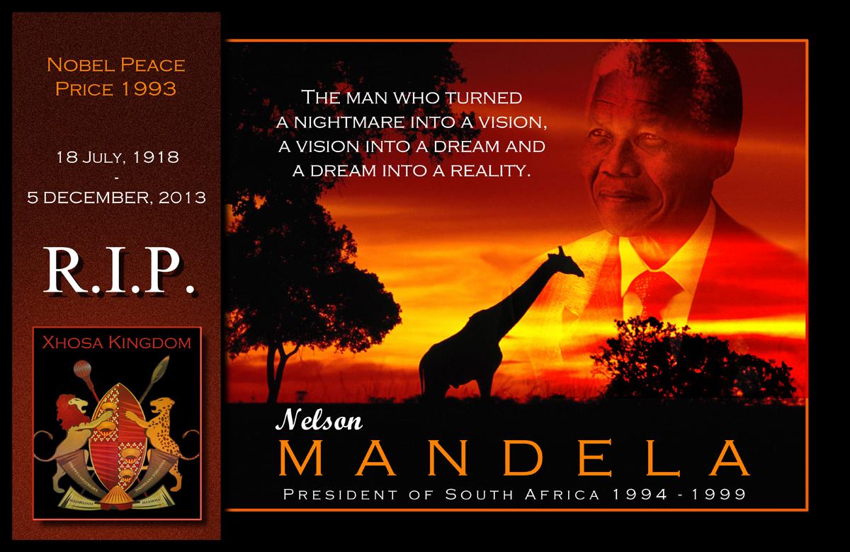 Madiba (1918 –2013)