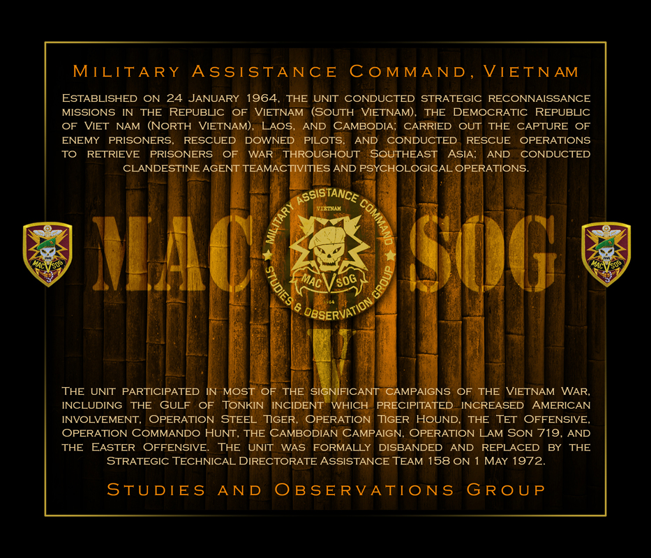 Military Assistance Command, Studies and Observations Group