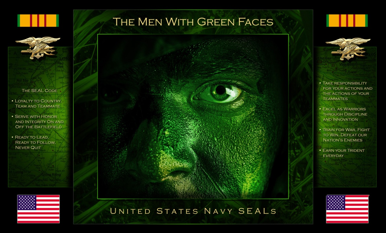 The Men with the Green Faces
