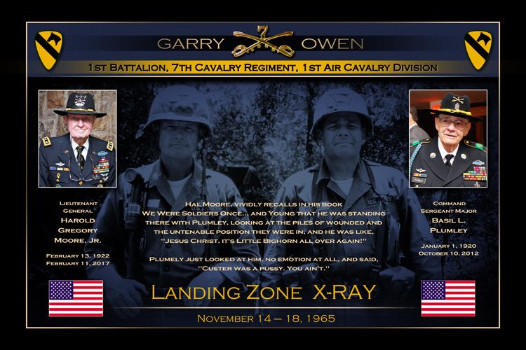 LZ X-Ray, November 14-18,1965