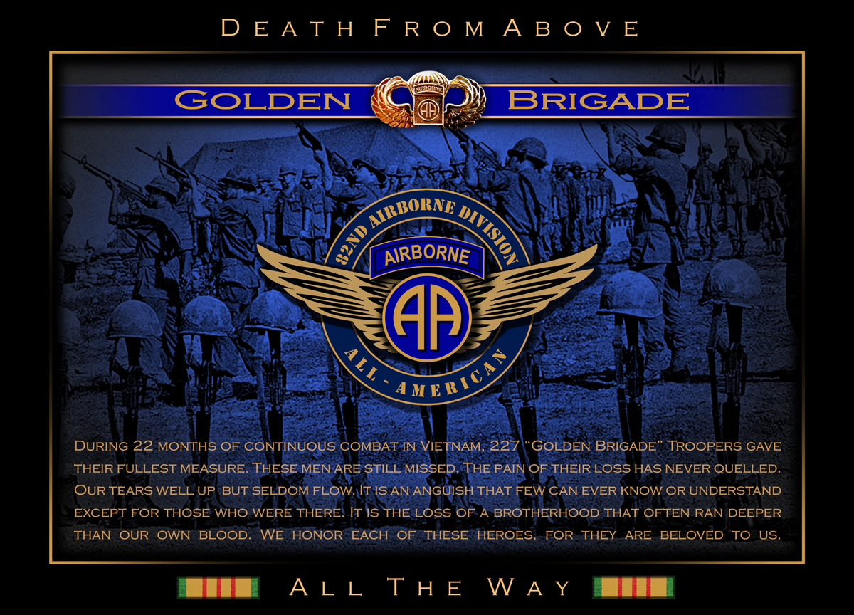 82nd Airborne Division(All-American)
