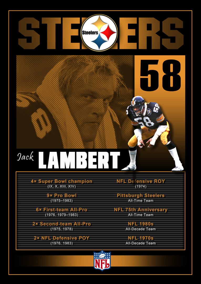 The Great Jack Lambert