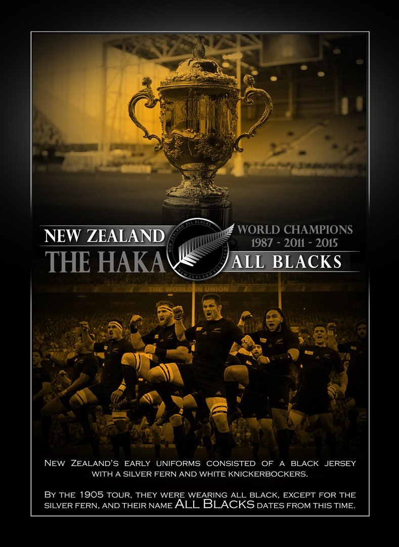 The Legendary All Blacks