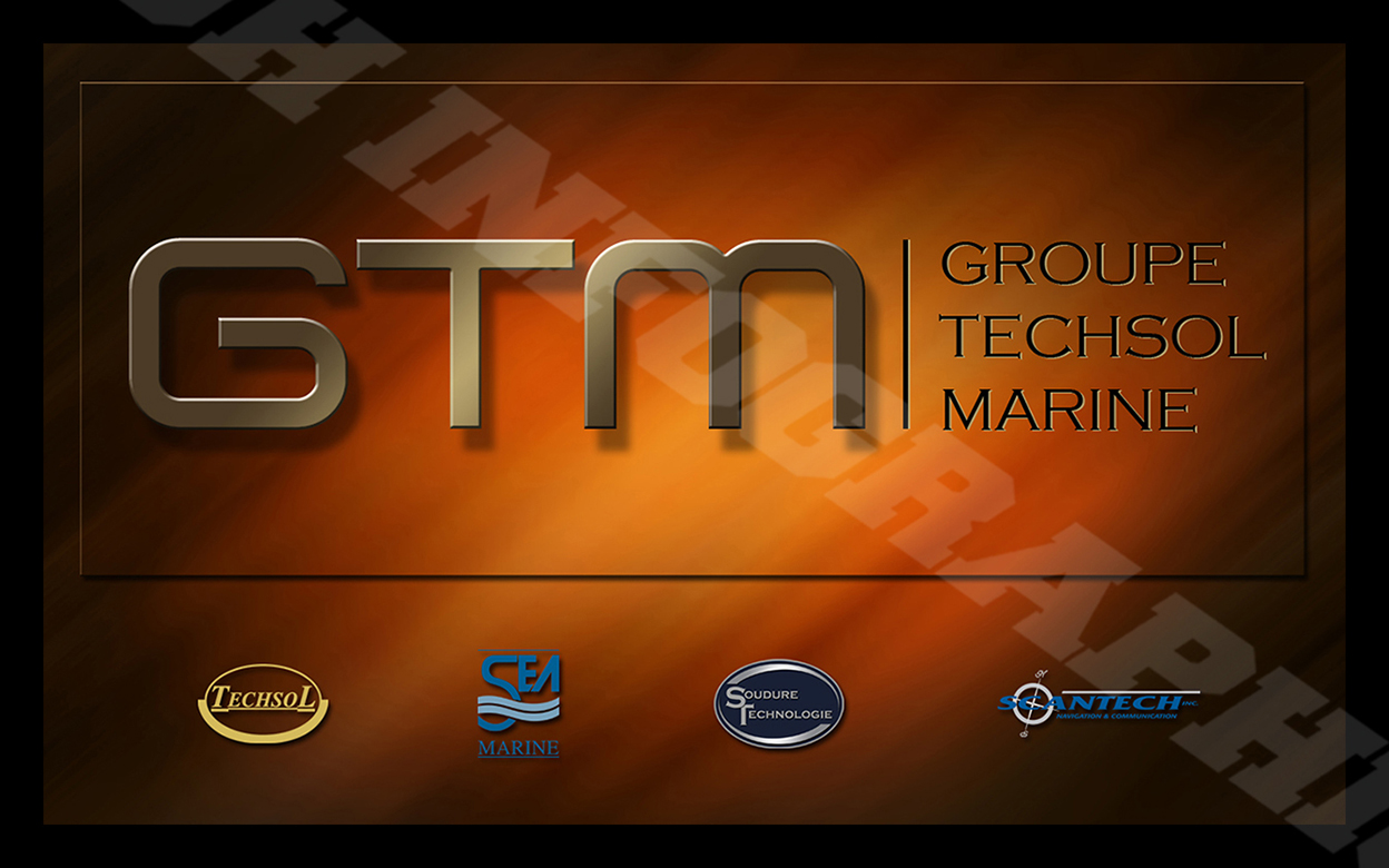 Corporative Image, Groupe Techsol Marine (circa 2010)