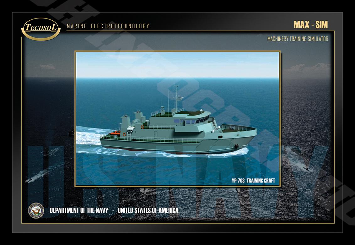TS Max – Simulator U.S.Navy